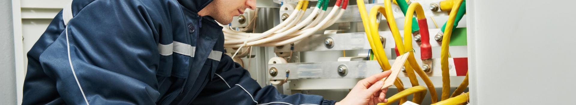 Stroomgenerator elektricien