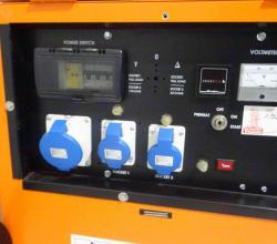Tweedehands Pramac P11000  tweedehands