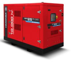 Gasgeneratoren van 10 kW tot 2500 kW