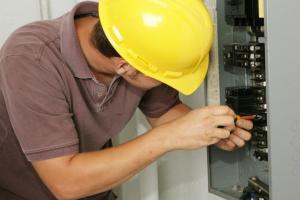 Elektricien stroomgenerator