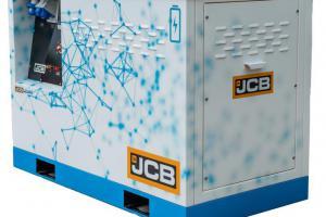 Hybrid gensets JCB