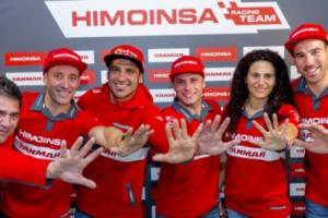 HIMOINSA racing team, ready for Dakar 2018