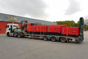nieuwe Himoinsa generatoren Wim Verhuur