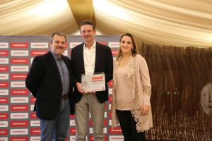 VD Power wint award