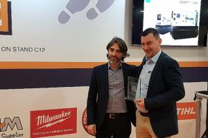 HIMOINSA wint Innovation Award voor gasgenerator