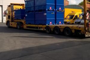 nieuwe brandstoftanks voor Aclagro