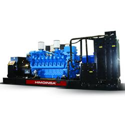 backup power generator black out